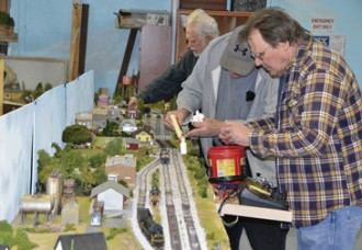 Alachua plays host to north Florida model railroaders