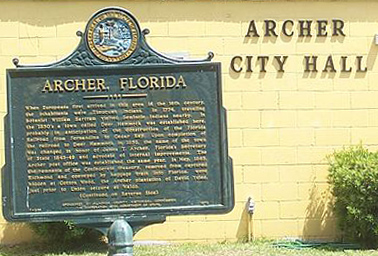 Q - City of Archer
